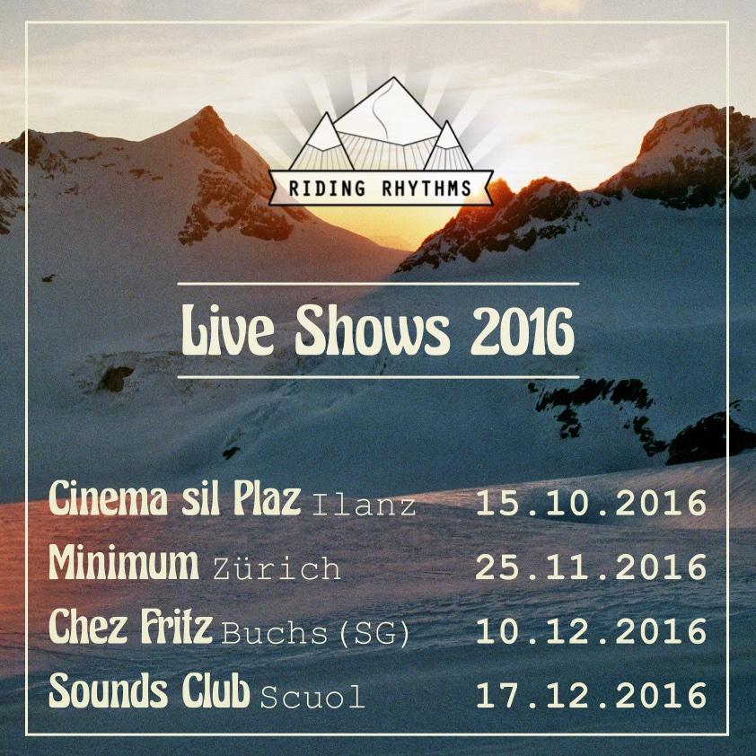 Live Shows Tournee